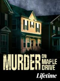 Poster Murder on Maple Drive