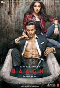 Poster Baaghi