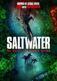 Poster Saltwater: The Battle for Ramree Island
