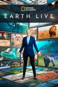 Poster Earth Live